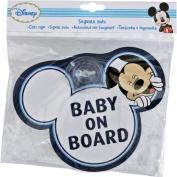 Disney Baby Mickey Car Signal