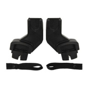 Oyster Max Lower Carseat Adaptors for Maxi Cosi Pebble, BeSafe Izi Go & Cybex Aton Carseats