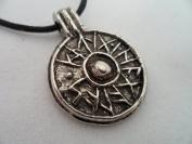 Viking Pendants York Shield Pendant For Good Luck