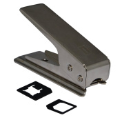 Foneboy® Nano Sim Cutter for iPhone 5 includes Adapters to Convert to Micro, Standard and Nano Sim