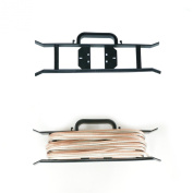 CABLE WIRE TIDY REEL- H FRAME - EXTENSION POWER LEAD CARRIER/HOLDER -PA DJ STAGE
