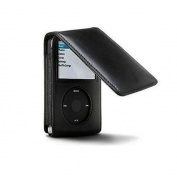 160GB iPod Classic Leather Flip Case & Belt Clip For Apple iPod Classic