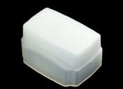 Maxsimafoto® - White Flash Diffuser for Jessops 360 AFD, 360AFD Flash Gun, Speedlite.
