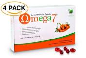 Pharma Nord Omega 7 Sea Buckthorn Oil - 4 Pack