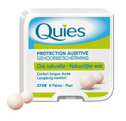 Quies Ear Plugs 8 Pairs-PACK OF 2 [Personal Care]