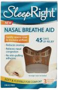 SleepRight Breathe Aid Pack of 3