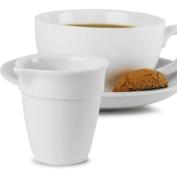 Utopia Titan Stacking Cream Jug 60ml / 6cl | Cream Tot, Creamer Jug, Milk Jug