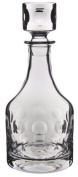 Royal Brierley Deauville Decanter, Clear