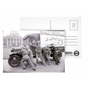 Dads Army - Postcard (Pack of 8) - 15cm x 10cm - Art247 Highest Quality - Standard Size - Pack Of 8