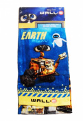 DISNEY PIXAR WALL-E 3 PIECE TOWEL SET FACE, GUEST ,BATH TOWEL SET 100% COTTON