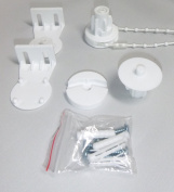 Roller Blind Fittings Replacement Repair Kit 25mm Safety Kit