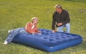 Flocked Double size Air Bed / Mattress