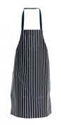 PVC Butchers Stripe Waterproof Apron 72cm x 100cm