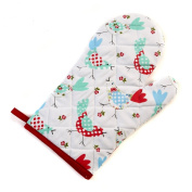 Mad About Cooking 18 x 30 cm Chix Oven Mitt