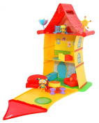 Golden Bear Henry Hugglemonster Huggle House Playset