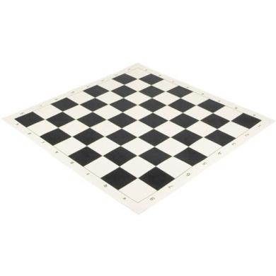 50cm Roll-up Vinyl Tournament Algebraic Chess Board