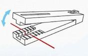 Master Tools Handrail Jig # 09921