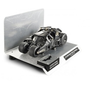 Hotwheels Elite 1:18 Batmobile Tumbler with Batman Cape Swatch Die Cast Model