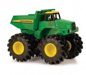 John Deere Monster Treads Shake and Sounds Dump Truck