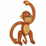 2 X Inflatable Monkey