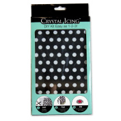 "Crystal Icing ""Prep"" Design Wraps Accent Sticker Kit"
