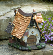 Echo Valley Crooked Creations Bavarian Solar Home #6293