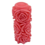 Flower S0212 Silicone Candle moulds Soap mould Craft Moulds DIY