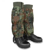 Mil-tec Flecktarn Camouflage Waterproof Gaiters