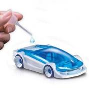 DDU(TM) 1Pcs Wonderful Educational Playing Exploit IQ DIY Salt Saline Water Power Toy Car Kit Christmas Gift for Baby Kids