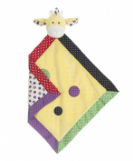 Ganz Lookie-Loos Yellow Dot Giraffe Security Blanket