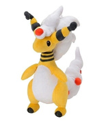 Doll 25cm New Pokemon Mega Ampharos Rare Cute Soft Plush Doll Toy