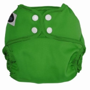 Imagine Baby Products All-In-Two Shell Snap Nappy Cover, Emerald