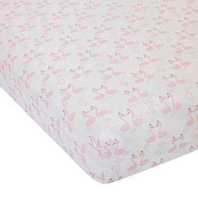 Swan Lake Fitted Sheet - same as in set