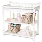 Child Craft Child Craft Parisian Dressing Table, White, Select Hardwood