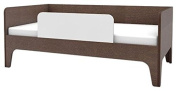 Oeuf Perch Toddler Bed, Walnut/White