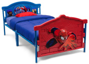 Professional Delta Childrens Spiderman 3d Twin Toddler Bed