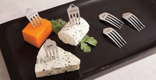 Rsvp Collection Set of 6 Fork Cheese Markers