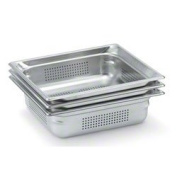 Full Size Super Pan 3® Perforated Steam Table Pan - Vollrath 90063
