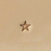 Tandy Leather Craftool Medium Star Stamp 6609
