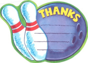 Kids Spare Thank You Cards, Fill-In Style, 8 Pack