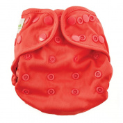 Bumkins Cloth Nappy Cover, Red