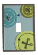 Kids Line Toyland Switch Plate Cover