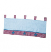 Pam Grace Creations Window Valance, Let's Play Ball