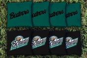 Bemidji State University BSU Beavers Replacement Cornhole Bag Set