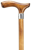Ladies Fritz Cane Scorched Shaft, Scorched Handle -Affordable Gift! Item #DHAR-9016209