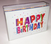Birthday Card Assorted Pack - Set of 36 Cards & Envelopes Bulk Business Pack