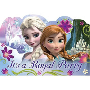Frozen Invitations w/ Envelopes