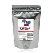 500G 1.1 Lbs. Chlorella Broken Cell Powder Foil Sealed for freshness. Ultra Pure Powder.