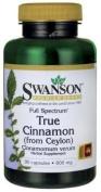 Full Spectrum True Cinnamon 600 mg 90 Caps