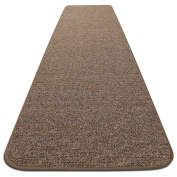 Skid-resistant Carpet Runner - Pebble Beige - 1.8m X 90cm . - Many Other Sizes to Choose From